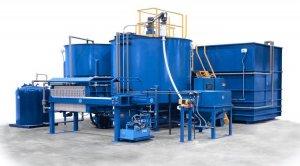 Endüstriyel Atık Su Arıtma Sistemleri