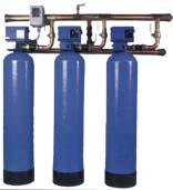 Debi Kontrollü Otomatik su yumuşatma cihazları