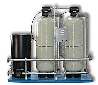 Tandem Otomatik Su Yumuşatma Cihazi