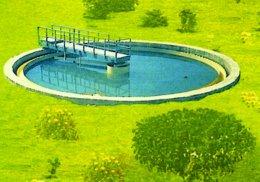 Atık Su Arıtma Döner Köprülü Sıyırıcı