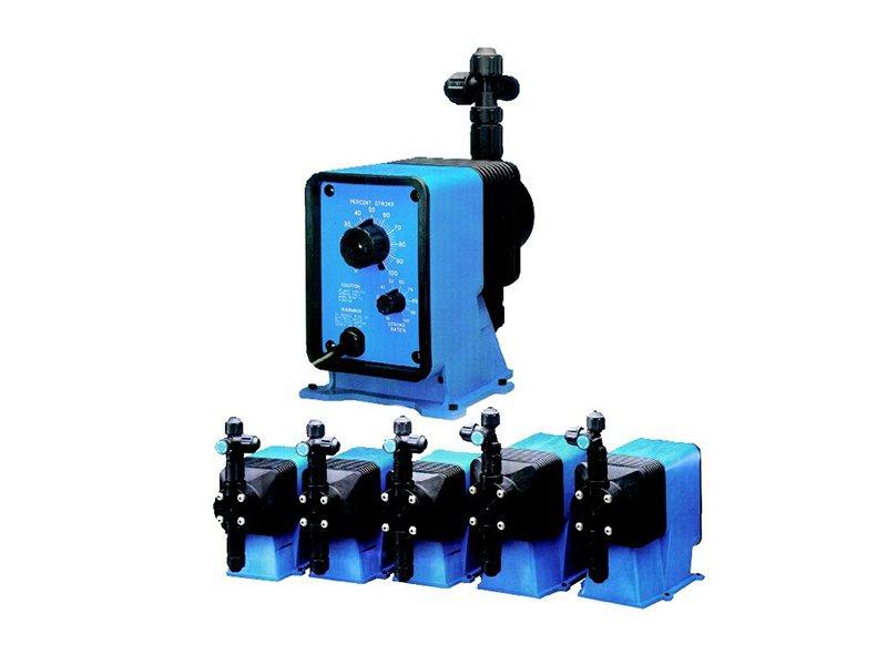 Su Arıtma Sistemleri Dozaj Pompaları