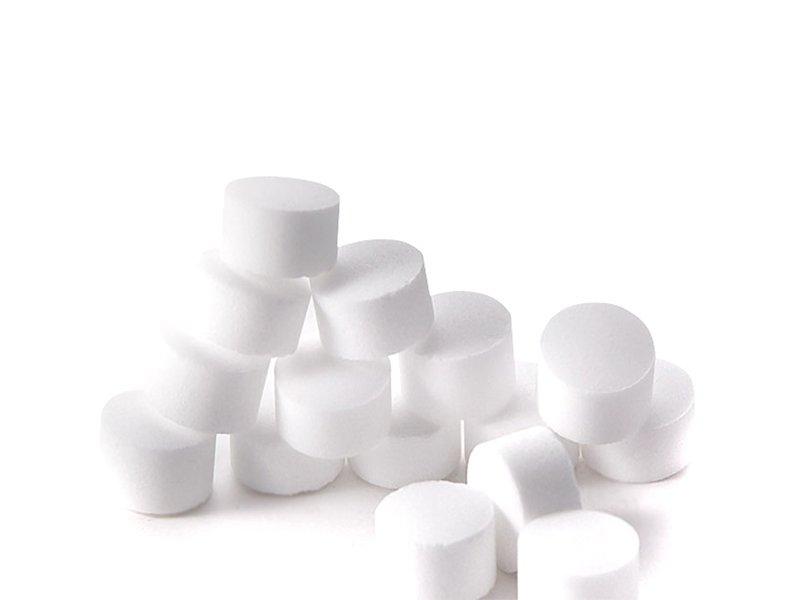 Sanayi Tuzları Tuz Tabletleri