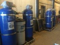 Endüstriyel Su Arıtma Sistemleri