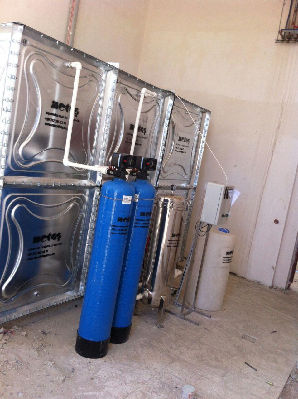 Su Yumuşatma Sistemleri