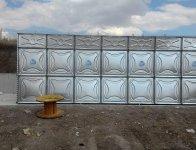paslanmaz çelik su depoları